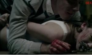 Еще одна сцена изнасилования Сары Батлер
