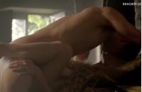 Ребекка Фергюсон в сцене секса