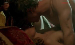 Очередная сцена секса с Ребекка Фергюсон