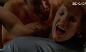 Грубый секс с Джессика Честейн