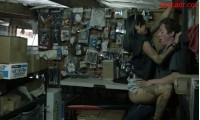 Сцена жесткого секса с Леви Трэн