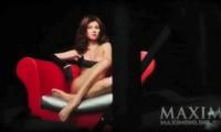 Обнаженная Анна Чапман в журнале Максим