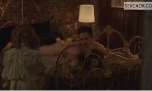 Секс сзади с Эллисон Уильямс