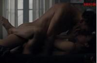 Голая Майя Шёне во время секса