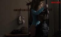 секс с Джина Стибиц в костюме гимнастки