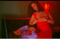 Откровенная сцена с Анной Гальена