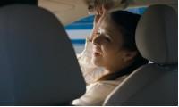 Откровенная сцена с Любовь Аксеновой в машине