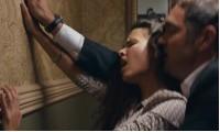 Секс с прижатой к стенке Любовь Аксеновой