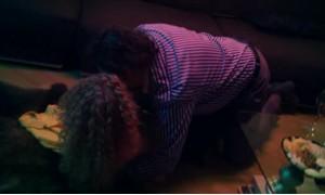 Секс со Светланой Ходченковой на полу