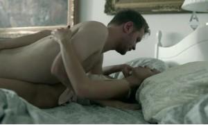 Прерванный секс  с Анастасией Меськовой