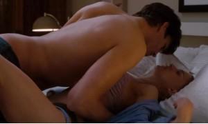 Сцена секса с Натали Портман
