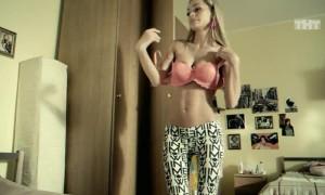 Сцены с сексуальной Анной Хилькевич