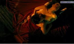 Сцена секса с Анной Азаровой