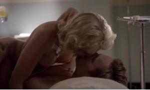 Секс с Хеленой Йорк на больничной койке