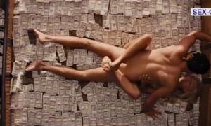 Секс с Марго Робби на куче денег