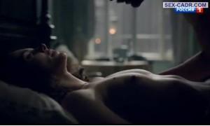 Сцена секса с Елизаветой Боярской в сериале Анна Каренина