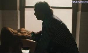 Сцена секса в туалете с Эмили Треймейн