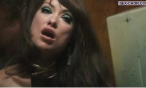 Оливия Уайлд сцена секса в туалете
