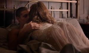 Ваина Джоканте в постели