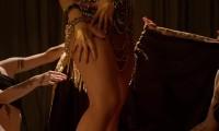 Голая Мата Хари (Ваина Джоканте) во время танца