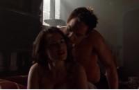 Секс сзади с  Кэти МакГрат