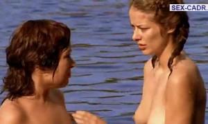 Марина Алексадрова и Екатерина Редникова голые