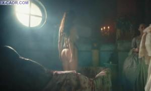 Марина Александрова голая купается