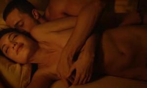 Сцена секса в фильме Любовь