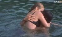 Эротическая сцена с Дженифер Лопес в реке