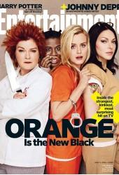 Оранжевый - хит сезона (2)