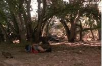 Секс с Дженифер Лопес на природе