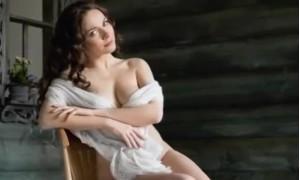Екатерина Гусева в журнале Maxim